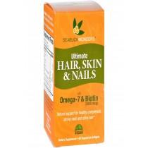Seabuck Wonders Hair Skin And Nails - Ultimate - 60 Vegan Softgels