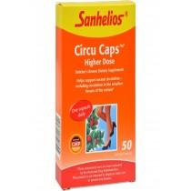 Sanhelios Circu Caps - 50 Softgel Capsules