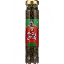 Season Brand Capers - Whole - Non Pariels - 3.5 Oz - Case Of 6