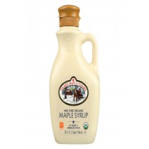 Shady Maple Farms 100 Percent Pure Organic Maple Syrup - Case Of 6 - 32 Fl Oz.