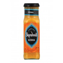 Sharwood Korma Cooking Sauce - Case Of 6 - 14.1 Fl Oz.