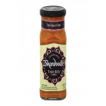 Sharwood Red Thai Curry Cooking Sauce - Case Of 6 - 14.1 Fl Oz.
