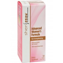 Shen Min Advanced Women's Formula Hair Strengthening - 60 Tablets