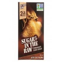 Sugar In The Raw Turbinado Sugar - Case Of 12 - 2 Lb.