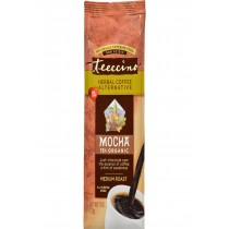 Teeccino Mediterranean Herbal Coffee Mocha - 11 Oz - Case Of 6