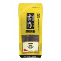 Tiesta Tea Immunity Rooibos Tea - Fire Berry - Case Of 6 - 1.7 Oz.