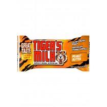 Tigers Milk Bar - Peanut Butter - 1.23 Oz - Case Of 24