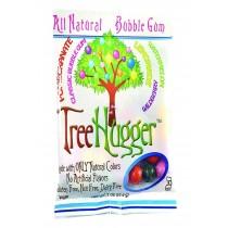 Tree Hugger Bubble Gum - Fantastic Fruit - 2 Oz - Case Of 12