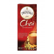 Twining's Tea Chai - Case Of 6 - 20 Bags