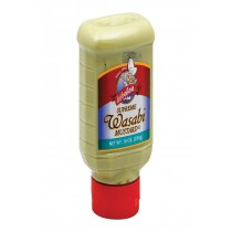 Woeber's Supreme Wasabi Mustard - Case Of 6 - 10 Oz.