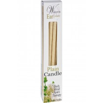 Wally's Candle - Plain - 12 Candles