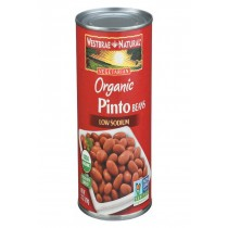 Westbrae Natural Pinto Beans - Organic - Case Of 12 - 25 Oz.
