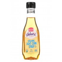Wholesome Sweeteners Light Corn Syrup - Liquid Sweetener - Case Of 6 - 11.2 Oz.