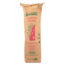 Wholesome Sweeteners Cane Sugar - Organic And Natural - Case Of 25 - 1 Lb.