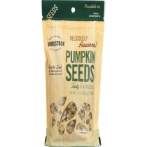 Woodstock Pumpkin Seeds - Case Of 8 - 10.5 Oz