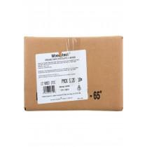 Woodstock Snacks - Organic - Almonds - Dark Chocolate - 1 Lb - Case Of 10