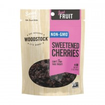 Woodstock Cherries - Sweetened - Case Of 8 - 5 Oz.