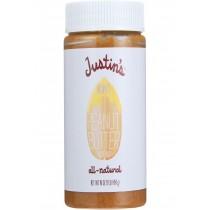 Justins Nut Butter Peanut Butter Blend - Honey - Jar - 16 Oz - Case Of 12