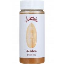 Justins Nut Butter Peanut Butter - Classic - Jar - 16 Oz - Case Of 12