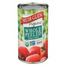 Muir Glen Fire Roasted Whole Tomatoes - Tomato - Case Of 12 - 28 Oz.