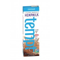 Living Harvest Tempt Hemp Milk - Unsweetened Creamy Non - Dairy Beverage Original - Case Of 12 - 32 Fl Oz.