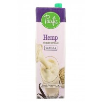 Pacific Natural Foods Hemp Vanilla - Non Dairy - Case Of 12 - 32 Fl Oz.