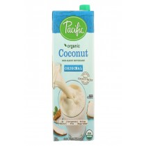 Pacific Natural Foods Coconut Original - Non Dairy - Case Of 12 - 32 Fl Oz.