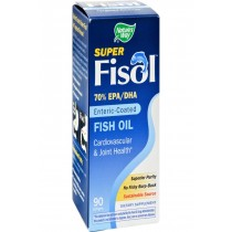 Nature's Way Super Fisol Fish Oil - 90 Softgels