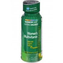 Rainbow Light Certified Organics Women's Multivitamin - 120 Vegetarian Capsules