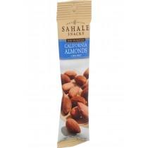 Sahale Snacks California Almonds - Dry Roasted - Sea Salt - 1.5 Oz - Case Of 9