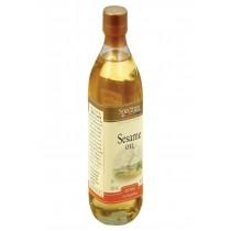 Spectrum Naturals Refined Sesame Oil - Case Of 12 - 16 Fl Oz.