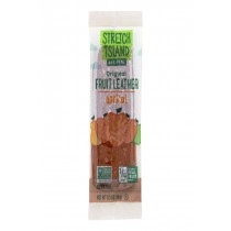 Stretch Island Fruit Leather Strip - Abundant Apricot - .5 Oz - Case Of 30