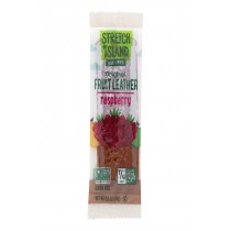 Stretch Island Fruit Leather Strip - Ripened Raspberry - .5 Oz - Case Of 30