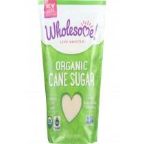 Wholesome Sweeteners Sugar - Organic - Cane - Fair Trade - 2 Lb - Case Of 12