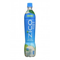 Zico Coconut Water Coconut Water - Natural - Case Of 12 - 16.9 Fl Oz.