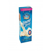 Almond Breeze Unsweetened Almondmilk -vanilla - Case Of 8 - 64 Fl Oz