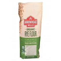 Arrowhead Mills Organic Ret Flour - Case Of 6 - 20 Oz.