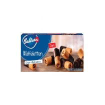 Bahlsen Waffeletten Dark Chocolate Rolls - Case Of 12 - 3.5 Oz.