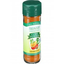 Frontier Herb Curry Powder Seasoning Blend - 2.19 Oz
