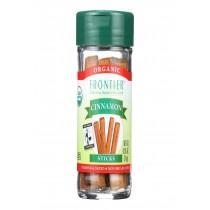 Frontier Herb Cinnamon Sticks - Organic - Fair Trade Certified - .85 Oz