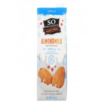 So Delicious Dairy Free Almond Milk Yogurt - Vanilla - Case Of 6 - 32 Oz