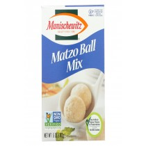 Manischewitz Matzo Ball Mix - Case Of 24 - 5 Oz.