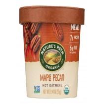 Nature's Path Organic Oatmeal - Maple Pecan - Case Of 12 - 1.94 Oz