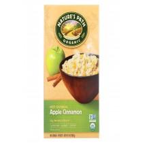 Nature's Path Hot Oatmeal - Apple Cinnamon - Case Of 6 - 14 Oz.