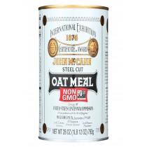 Mccann's Irish Oatmeal Irish Oatmeal Tin - Case Of 12 - 28 Oz.