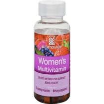 Nutrition Now Women's Gummy Vitamins Mixed Berry - 70 Gummies