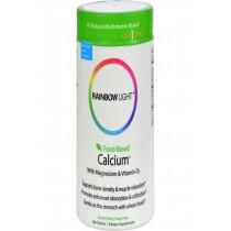 Rainbow Light Food-based Calcium - 180 Tablets
