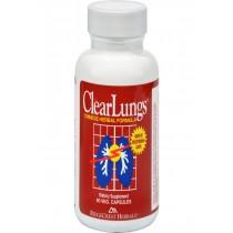 Ridgecrest Herbals Clearlungs - 60 Vegetarian Capsules