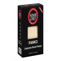 Sushi Chef Japanese Bread Flakes Panko - Case Of 6 - 8 Oz.