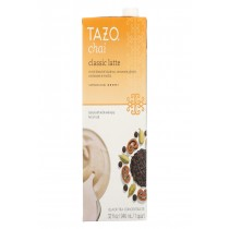 Tazo Tea Chai Concentrate - Case Of 6 - 32 Fl Oz